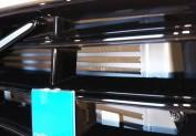 ハイコスポルティフ製インタークーラーをV60ポールスターに取付施工。